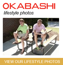 Okabashi lifestyle photos