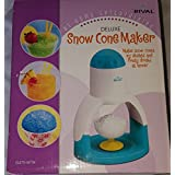Deluxe Snow Cone Maker