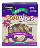 Three Dog Bakery Bitty Bites, Baked Dog Treats, Assorted Flavors, 13 ounces, My Pet Supplies