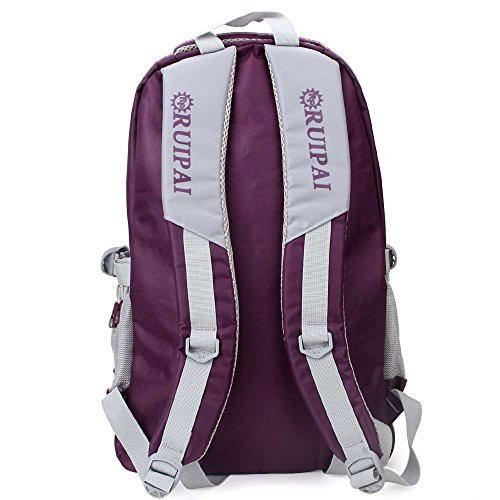 Vbiger Girl's & Boy's Backpack for Middle School Cute Bookbag Outdoor Daypack (Purple 1) by VBIGER (Image #8)