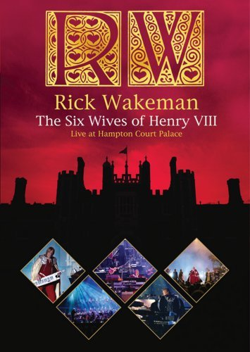 The Six Wives Of Henry VIII DVD - Six Wives Of Rick Wakeman