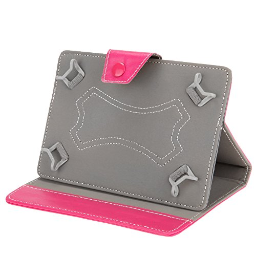 IRULU New 7 Portable tablet PC case (Hot Pink)