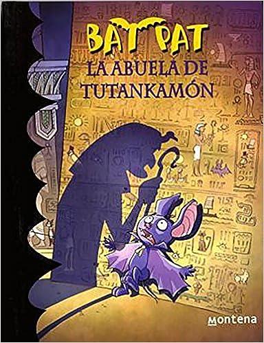 Image result for abuela tutankamon BAT