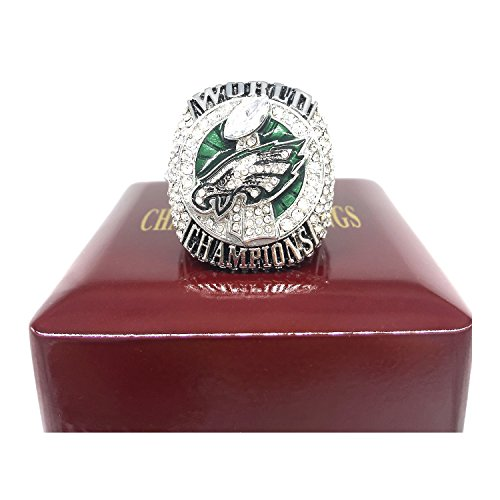 Philadelphia Eagles Super Bowl Rings | QuakerCityFans.com
