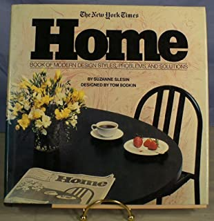 The New York Times Home Book Of Modern Design