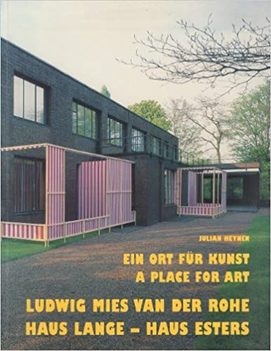 Ludwig Mies Van Der Rohe Haus Lange Haus Esters Ein Ort Für