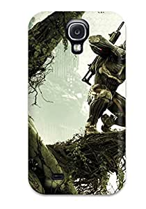 Premium BqFUyMq571diofo Case With Scratch-resistant/ Crysis 3 Fps 2013 Game Case Cover For Galaxy S4