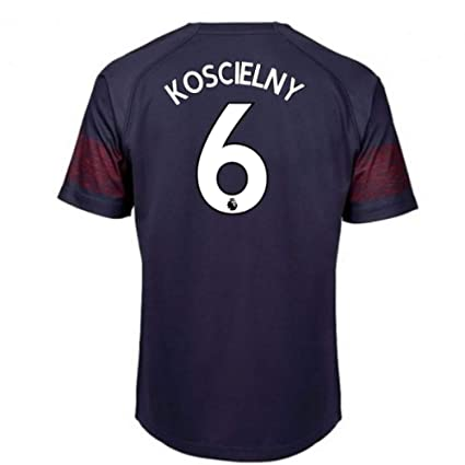 b279bd252 Image Unavailable. Image not available for. Color  2018-2019 Arsenal Puma  Away Football Soccer T-Shirt Jersey (Laurent Koscielny 6