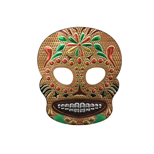Face mask Shield Veil Guard Screen Domino False Front Halloween Makeup Dance mask Male Props Horror Devil Sly mask KB11