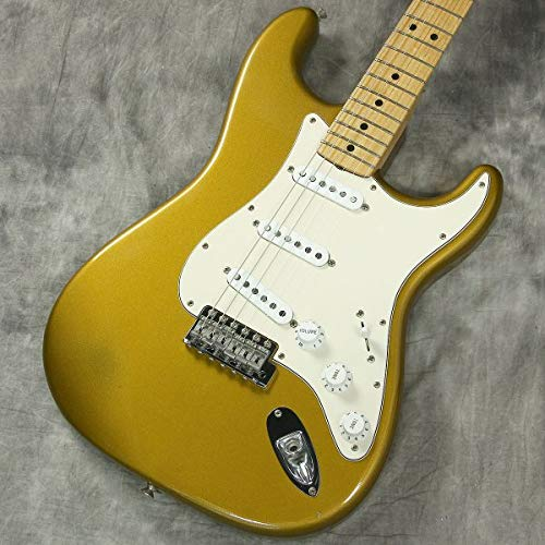 Fender Custom Shop / 1966 Stratocaster NOS Firemist Gold Metallic   B07PCLDFML