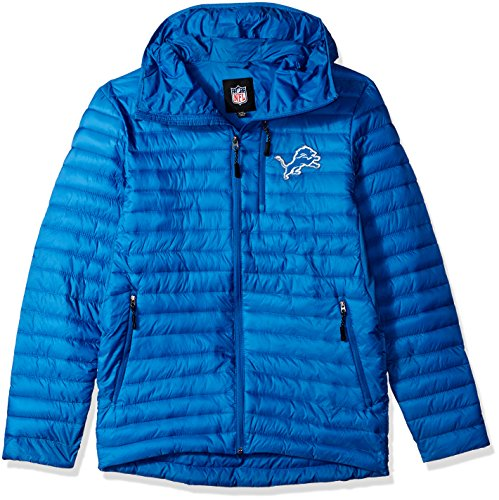 8bb089d17 G-III Sports NFL Detroit Lions Equator Quilted Jacket