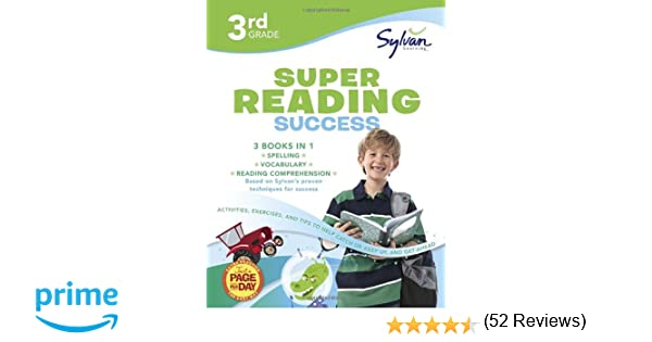 Amazon.com: 3rd Grade Super Reading Success: Activities, Exercises ...