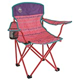 Coleman Kids Quad Chair, Pink
