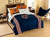 The Northwest Company NFL Chicago Bears Full Bedding Set
