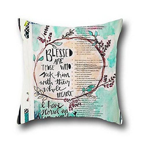 Robert Beautifuldecorative Cushion Pillowcase Christian product image