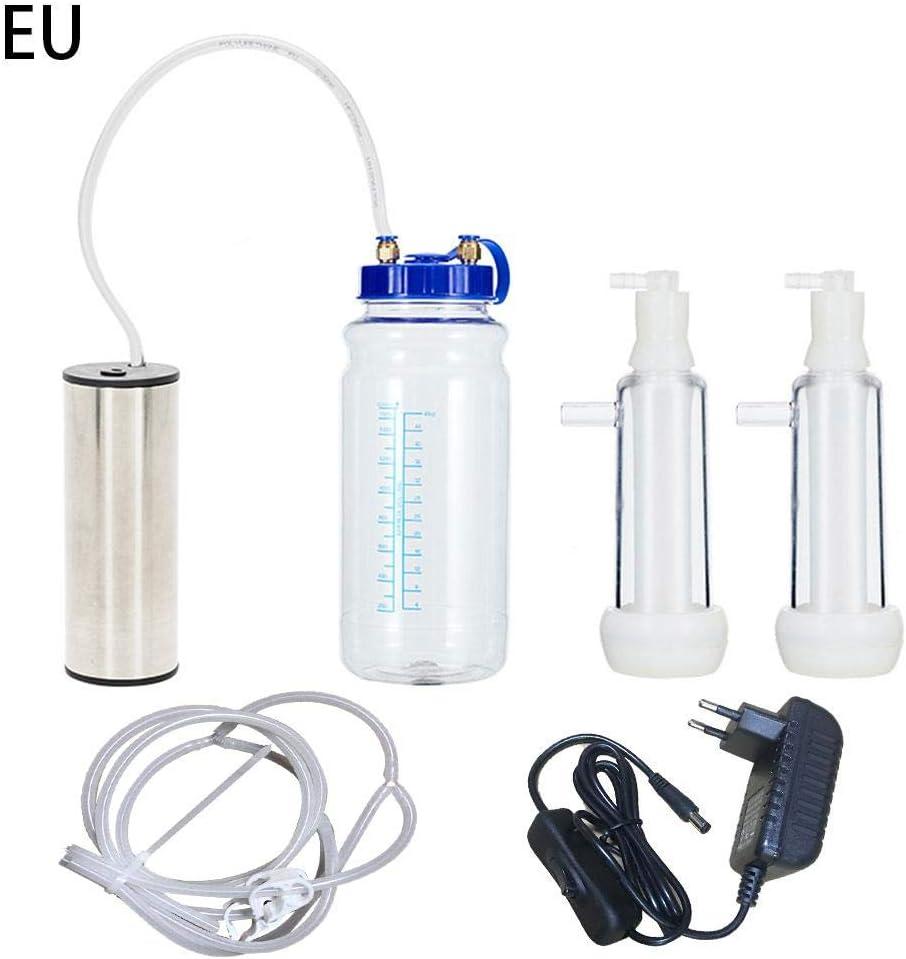Flasche Und Unterdruckpumpe Lifesongs Ziegen Melker Elektrische Schaf Melkmaschine Tragbare Melker Melkmaschine Mit Impulsregler