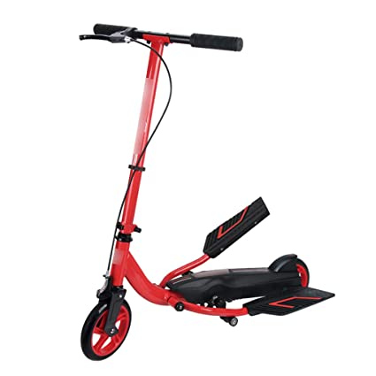 Scooter Scooter Plegable de Dos Ruedas para niños Adultos Apto para Personas Mayores de 8 años
