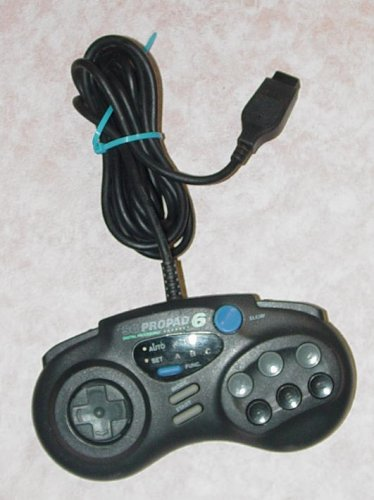 sg-propad-6-gamepad-contoller-for-sega-genesis-by-interact-sv-439