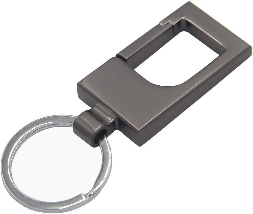 Zinc Alloy Creative Men Key Chain Keyring Keychain Keyfob Car Gift DIY 4*1*1.-^P
