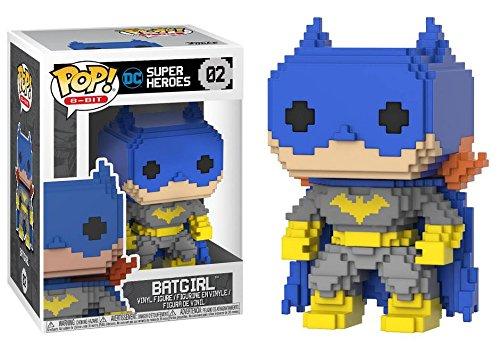Funko 8 bit Pop! Batichica, Batgirl