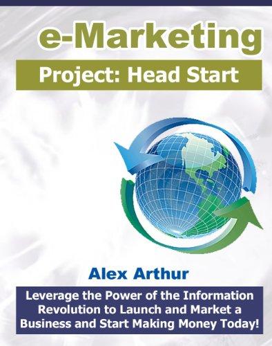 Download E-Marketing Project: Head Start Pdf