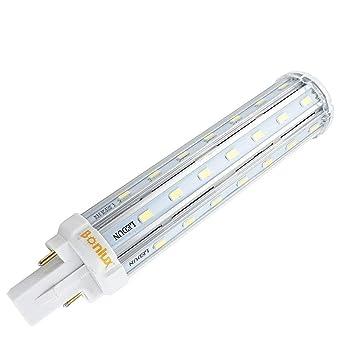 Bonlux 2-pin 13W G24 LED Bombilla De Luz Fría 6000k Con 360 Grados para