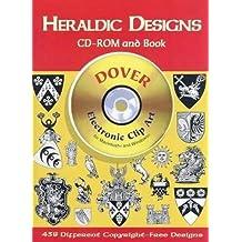 Heraldic Designs CD-ROM and Book
