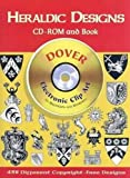 Heraldic Designs CD-ROM and Book (Dover Electronic Clip Art)