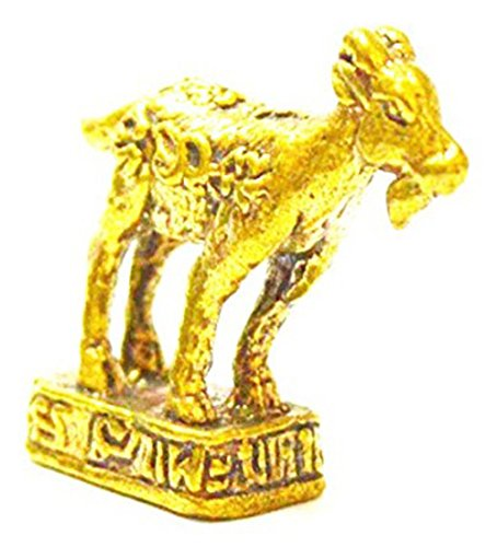 Thailand Amulets Wealth Goat Rich Lucky Good Business Sacred Charm Thai Amulet by Thai Amulets