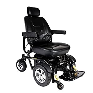 Drive Medical Trident HD Heavy Duty Power Wheelchair from Drive Medical