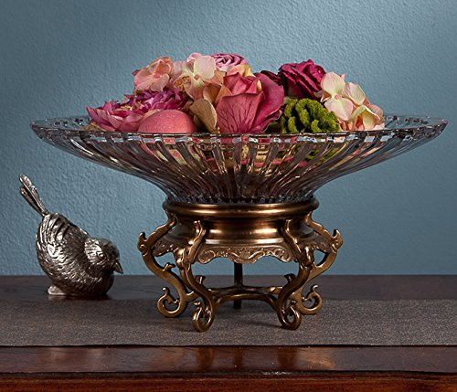 "Kensington Row Collection Bowls - ""Wellington Manor"" Crys..."