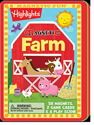 Magnetic Farm - 1