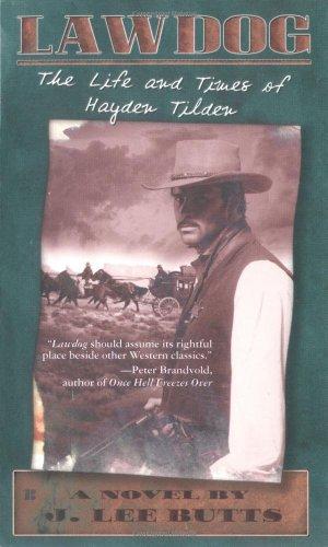 book cover of Lawdog