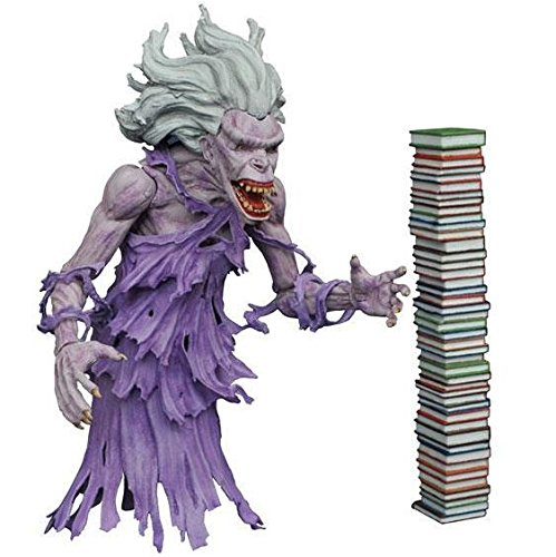 Diamond Select Toys Ghostbusters Library Ghost Action Figure]()