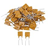 PolySwitch self Resettable Fuse PPTC RUEF 30V 0.9A 1.1A 1.35A 1.6A 1.85A 2A 2.5A 3A 4A 5A 6A 7A 8A 9A100pcs - (AMP: RUEF-900-9A)