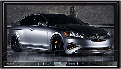 Pioneer AVIC-7200NEX In Dash Double Din 7'' Touchscreen DVD Navigation Receiver by Pioneer