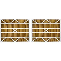 Lennox X0445 20x25x6 MERV 11 Comparable Air Filter - 2PK