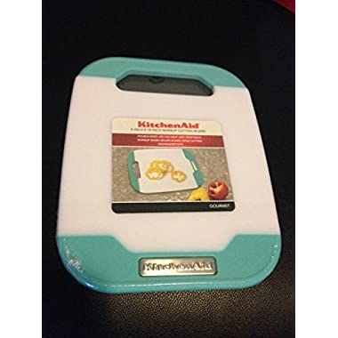 Kitchenaid Aqua 8x10in nonslip cutting board