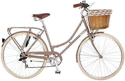 Galano – Bicicleta de ciudad para mujer y niña, 26 pulgadas, color ...
