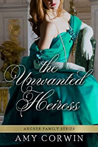 The Unwanted Heiress by Amy Corwin ebook deal