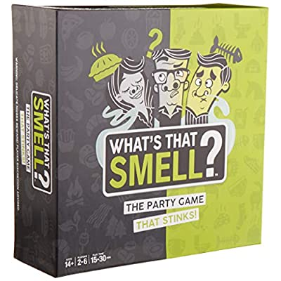 WowWee What's That Smell? The Party Game That Stinks - Scent Guessing Game For Adults & Families: Toys & Games