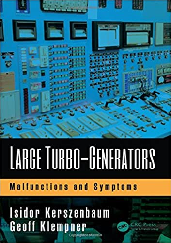 Large Turbo-Generators: Malfunctions and Symptoms: Amazon.es: Isidor Kerszenbaum, Geoff Klempner: Libros en idiomas extranjeros
