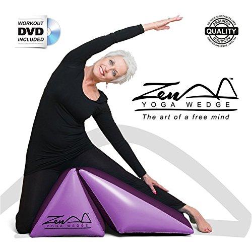 Zen Yoga cuña - completa con principiantes DVD de ...