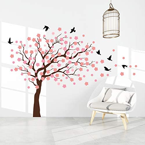 Wall sticker trees
