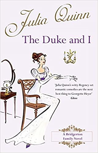 Image result for book cover the duke and i