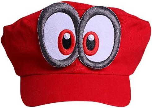 Super Mario Gorra Odyssey - Costume para Adultos y niños ...