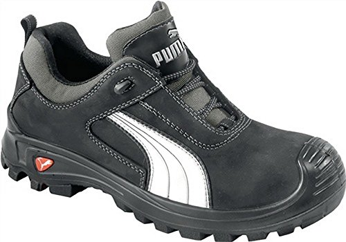 Sicurezza scarpa EN 20345S3HRO SRC Cascades Low GR. 42Pelle Bovina