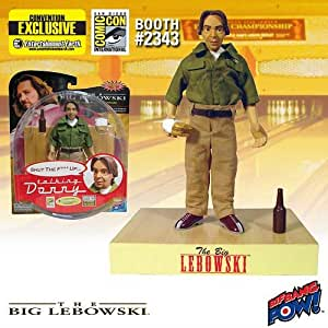 Amazon Com Big Lebowski Talking Donny Action Figure Ee