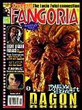 Fangoria 213 DAGON H P Lovecraft JASON X Eight Legged Freaks BEAST OF BLOOD June 2001 C (Fangoria Magazine)