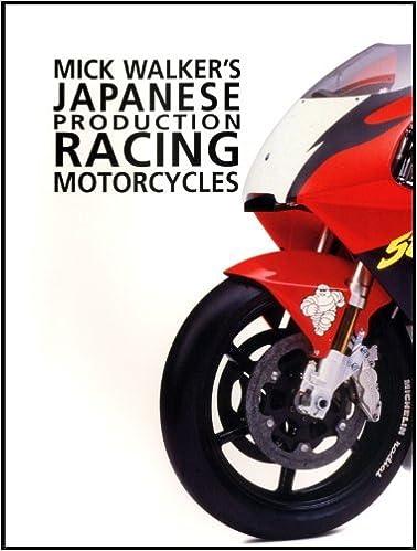 Book Japanese Production Racing Motorcycles (Mick Walker) by Mick Walker (2004-09-01)